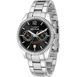 Buy Sector Men's Watch 240 R3253240003 Quartz Chronograph