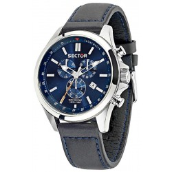 Buy Sector Men's Watch 180 R3271690014 Quartz Chronograph