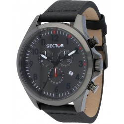 Buy Sector Men's Watch 180 R3271690026 Quartz Chronograph