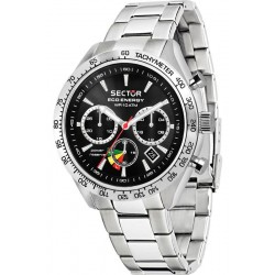 Sector Men's Watch 695 Eco-Energy R3273613002 Solar Chronograph