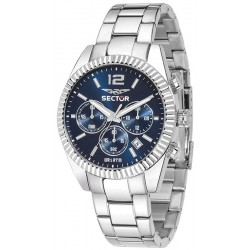 Buy Sector Men's Watch 240 R3273676004 Quartz Chronograph