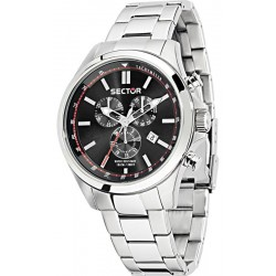 Buy Sector Men's Watch 180 R3273690008 Quartz Chronograph