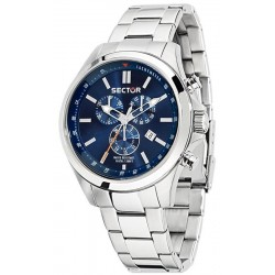 Buy Sector Men's Watch 180 R3273690009 Quartz Chronograph
