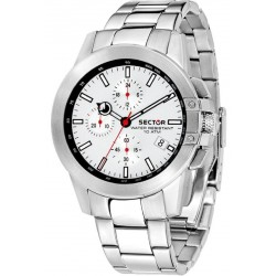Sector Men's Watch 480 R3273797003 Quartz Chronograph