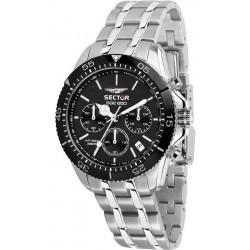 Sector Men's Watch SGE 650 R3273962002 Quartz Chronograph