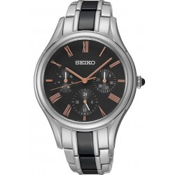 Seiko Ladies Watch SKY719P1 Multifunction Quartz