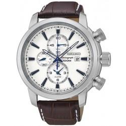 Buy Seiko Men's Watch Neo Sport Alarm Chronograph Quartz SNAF51P1