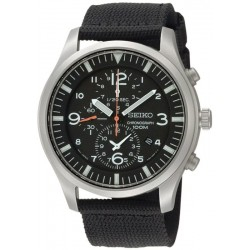 Seiko Men's Watch Chronograph Quartz SNDA57P1