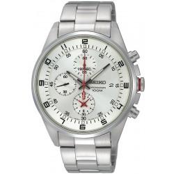 Seiko Men's Watch Sportura SNDC87P1 Chronograph Quartz