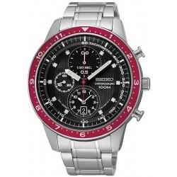 Seiko Men's Watch SNDF37P1 Chronograph Quartz