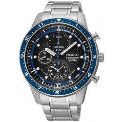 Seiko Men's Watch SNDF39P1 Chronograph Quartz