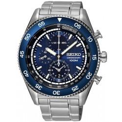 Seiko Men's Watch SNDG55P1 Chronograph Quartz