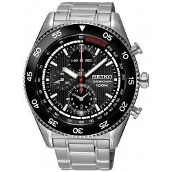 Seiko Men's Watch SNDG57P1 Chronograph Quartz