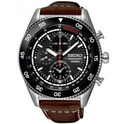 Seiko Men's Watch SNDG57P2 Chronograph Quartz