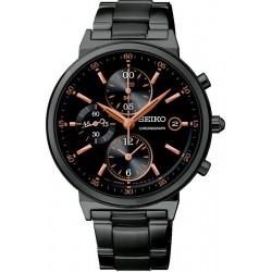 Buy Seiko Unisex Watch Neo Classic SNDW47P1 Chronograph Quartz