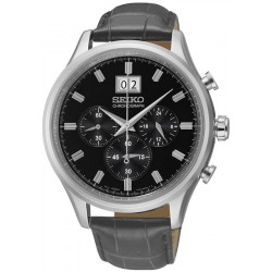 Seiko Men's Watch SPC083P2 Chronograph Quartz