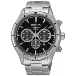 Buy Seiko Men's Watch Neo Sport SRW035P1 Chronograph Quartz