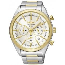 Buy Seiko Men's Watch Neo Sport SSB090P1 Chronograph Quartz