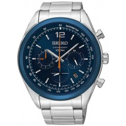 Buy Seiko Men's Watch Neo Sport SSB091P1 Chronograph Quartz
