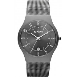 Skagen Men's Watch Grenen Titanium 233XLTTM