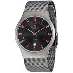 Skagen Men's Watch Grenen Titanium 233XLTTMO