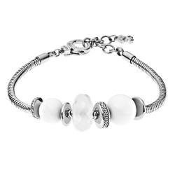 Buy Skagen Ladies Bracelet Sea Glass SKJ0325040