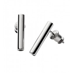 Buy Skagen Ladies Earrings Tube SKJ0891040