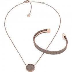 Buy Skagen Ladies Bracelet + Necklace Merete SKJB1000791