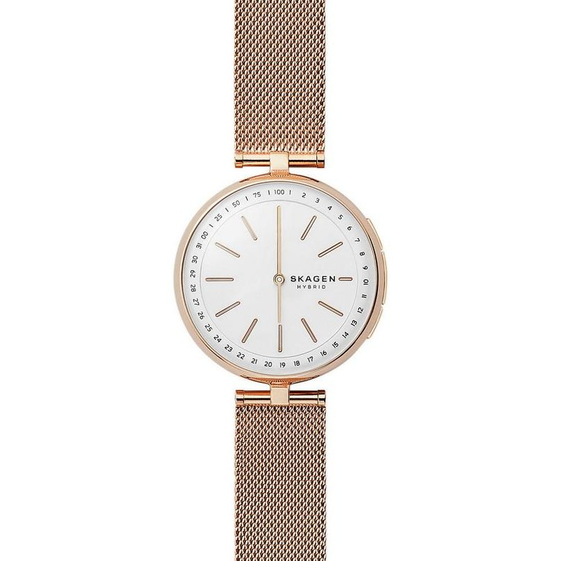 Skagen Connected Ladies Watch Signatur T Bar Skt1404 Hybrid