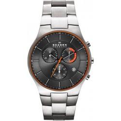Buy Skagen Men's Watch Balder Titanium SKW6076 Chronograph