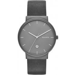 Buy Skagen Men's Watch Ancher Titanium SKW6320