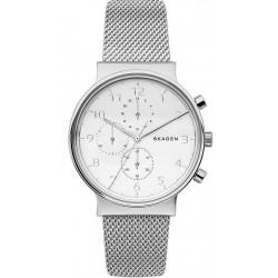 Buy Skagen Men's Watch Ancher SKW6361 Chronograph