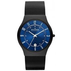 Buy Skagen Men's Watch Grenen Titanium T233XLTMN