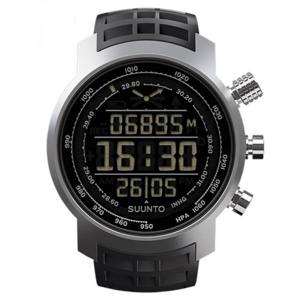 Buy Suunto Elementum Terra Black Rubber / Dark Display Men's Watch SS014522000