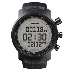 Buy Suunto Elementum Terra Black Rubber / Light Display Men's Watch SS018732000