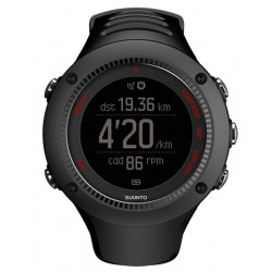Buy Suunto Ambit3 Run Black Men's Watch SS021256000