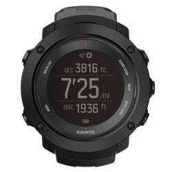 Buy Suunto Ambit3 Vertical Black Men's Watch SS021965000