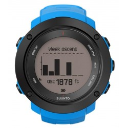 Suunto Ambit3 Vertical Blue Men's Watch SS021969000