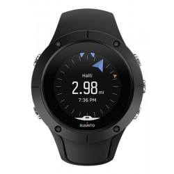 Buy Suunto Spartan Trainer Wrist HR Black Unisex Watch SS022668000