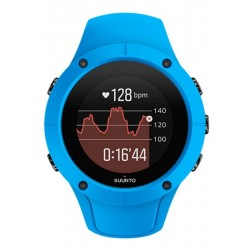 Buy Suunto Spartan Trainer Wrist HR Blue Unisex Watch SS023002000