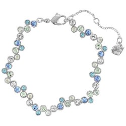 Buy Swarovski Ladies Bracelet Blue Fidelity 1106363