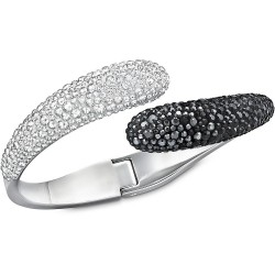 Swarovski Ladies Bracelet Louise Black and White 5017138