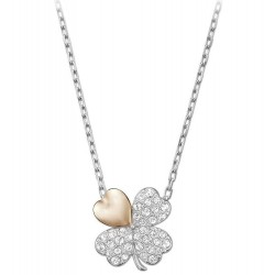 Buy Swarovski Ladies Necklace Better Clover 5076853