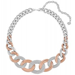 Buy Swarovski Ladies Necklace Bound Large 5089276