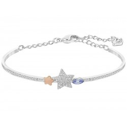 Buy Swarovski Ladies Bracelet Duo Star 5169400