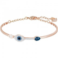 Buy Swarovski Ladies Bracelet Duo Evil Eye 5171991