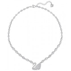 Swarovski Ladies Necklace Swan Lake All-Around 5240581