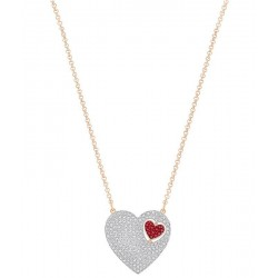 Swarovski Ladies Necklace Great Heart 5272346