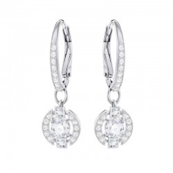 Buy Swarovski Ladies Earrings Sparkling Dance Round 5272366
