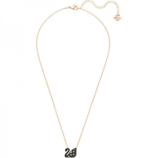 Buy Swarovski Ladies Necklace Facet Swan 5281275